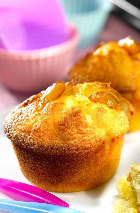 Petits muffins mirabelles