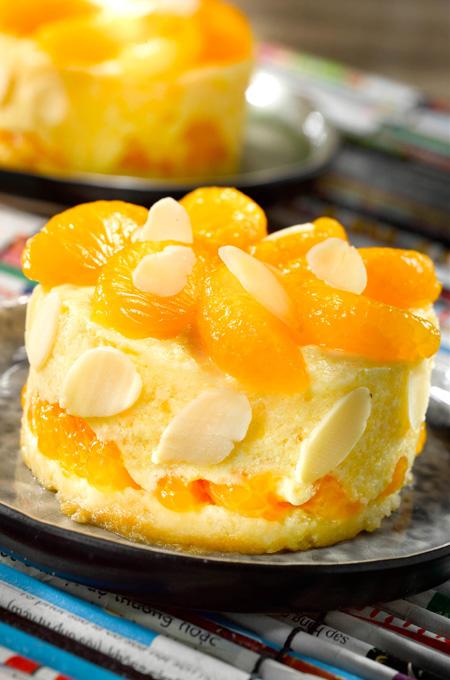 Délice mandarines